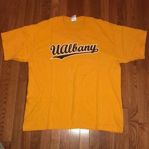 Vintage university of Albany T-shirt